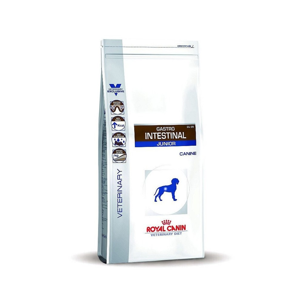 Royal Canin VD Canine GASTRO INTESTINAL Junior 10 kg