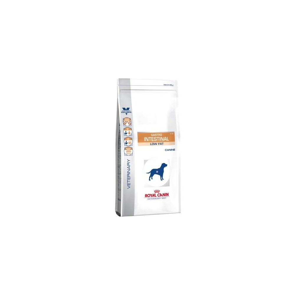 Royal Canin VD Canine GASTRO INTESTINAL LOW FAT 12 kg