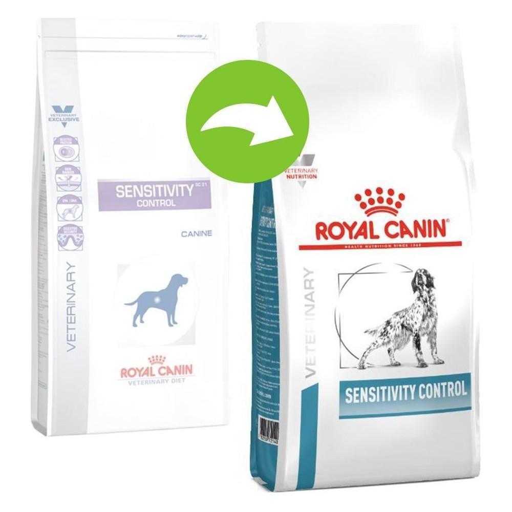 Royal Canin VD Canine SENSITIVITY CONTROL 7 kg