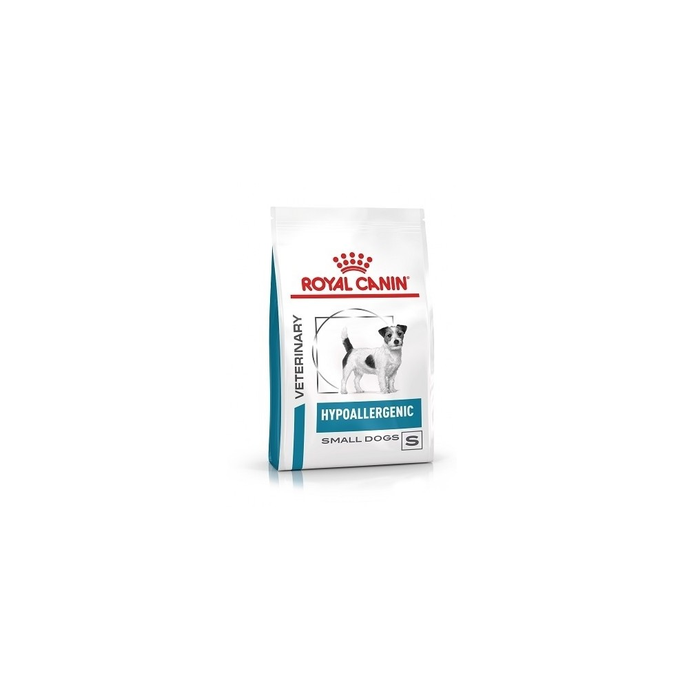 Royal Canin VD Canine HYPOALLERGENIC Small dog 3,5 kg
