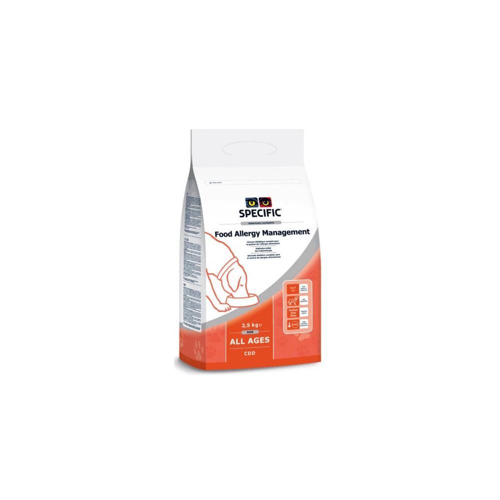 SPECIFIC CDD Food Allergy Management 7 kg