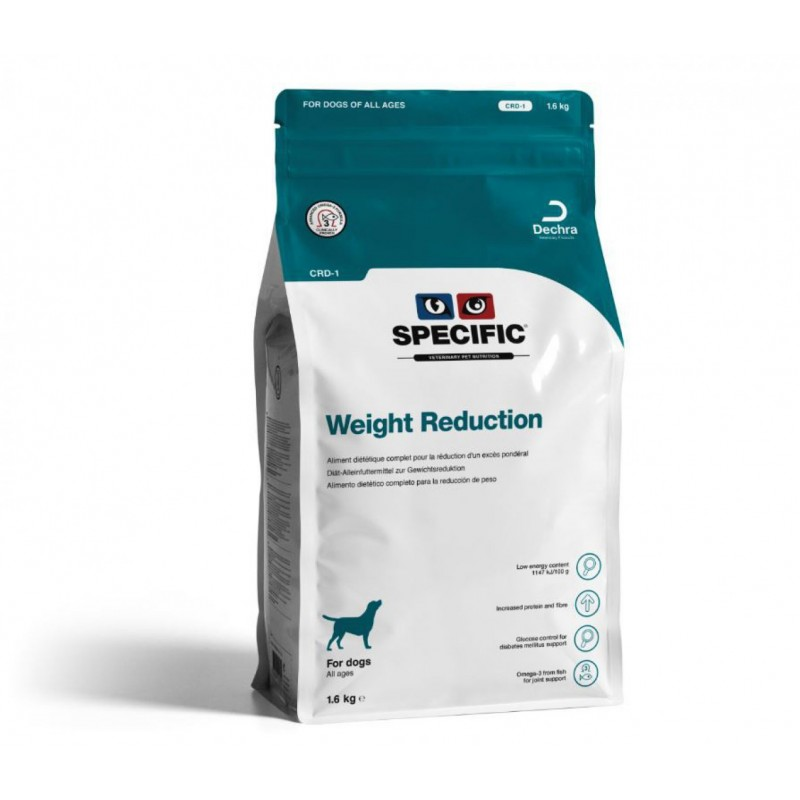 SPECIFIC  CRD-1 Weight Reduction 1,6kg