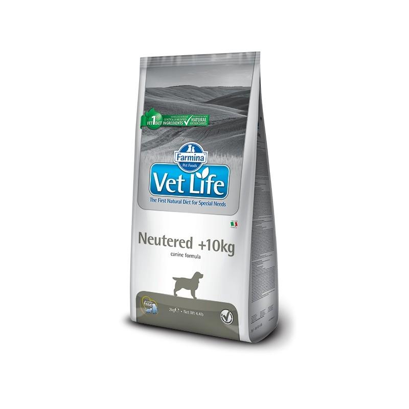 Farmina VET LIFE Dog Neutered +10kg  12 kg