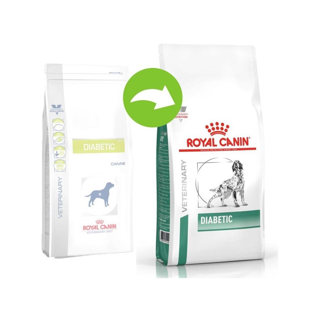 Royal Canin VD Canine DIABETIC 1,5 kg